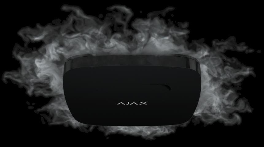 Захист від пожежі обладнанням Ajax
